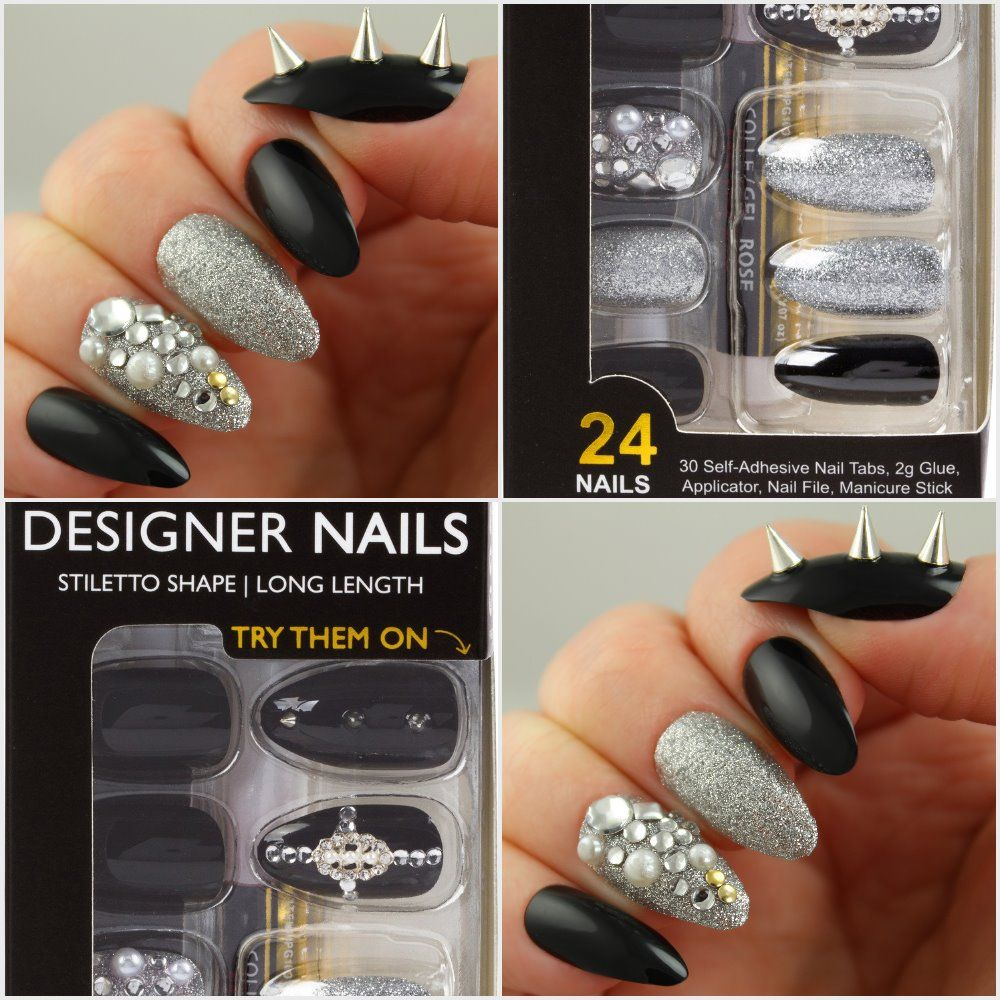 Pretty Woman Designer Nails are the perfect #nails for any occasion ...
