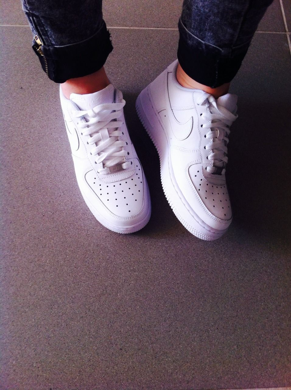 Nike Air Force One #ss2014 #sneakersforwomen #nike