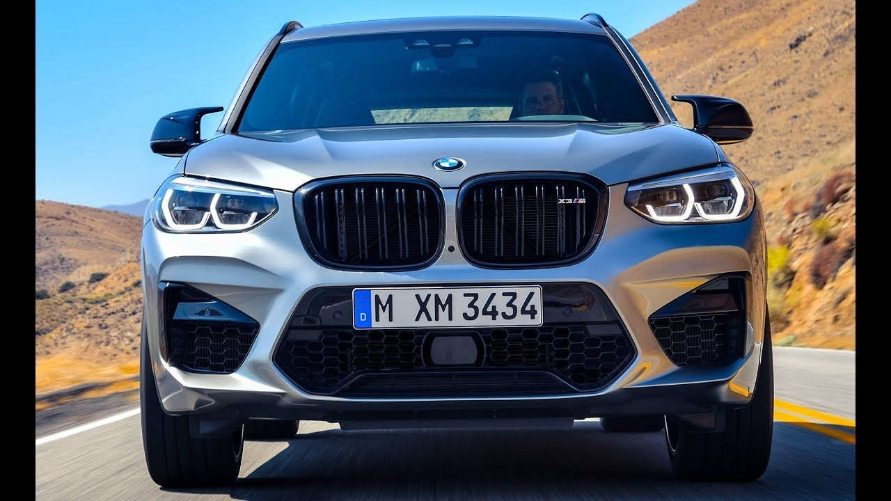 2020 Bmw X3 M Competition 503 Hp High Performance Mid Size Suv Bmw Mid Size Suv Bmw X3