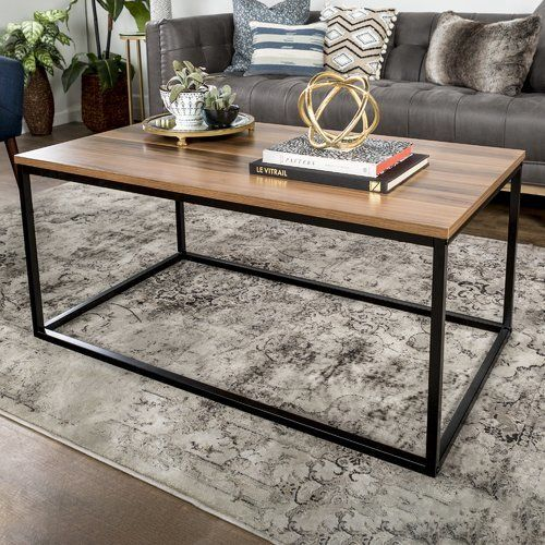 Williston Forge Arianna Coffee Table Living Room Style Decor