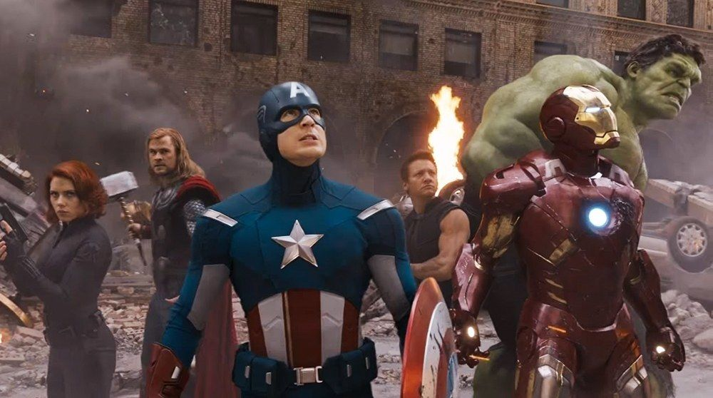 Judging from the clip shown at D23, Marvel could actually manage to merge a decade's worth of movies into one colossal team-up.