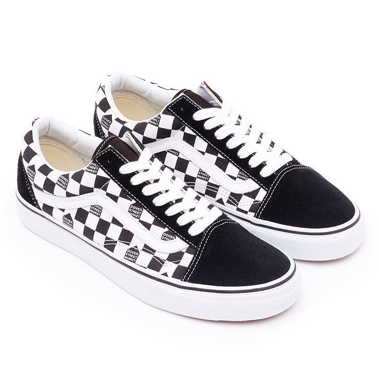 Supreme X Vans Checkerboard