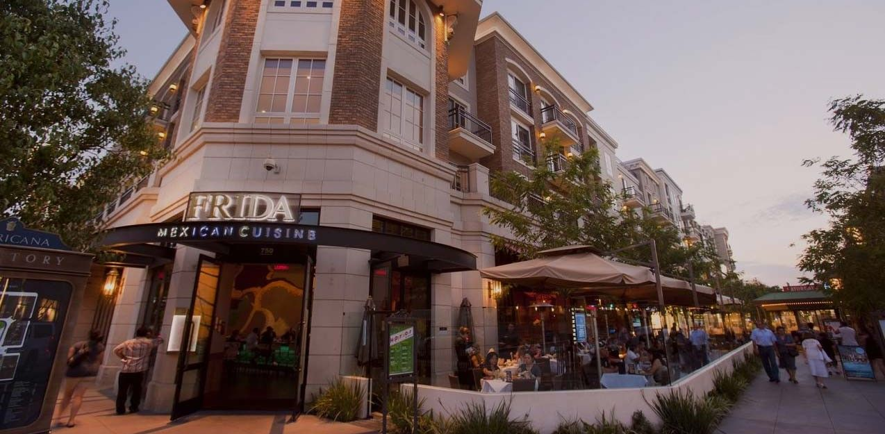 Frida Restaurant Americana Is A Modern Upscale Full Service Dedicated To Serving