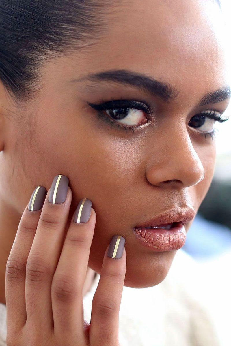 The 19 Best Nail Looks From Nyfw Fall 2016