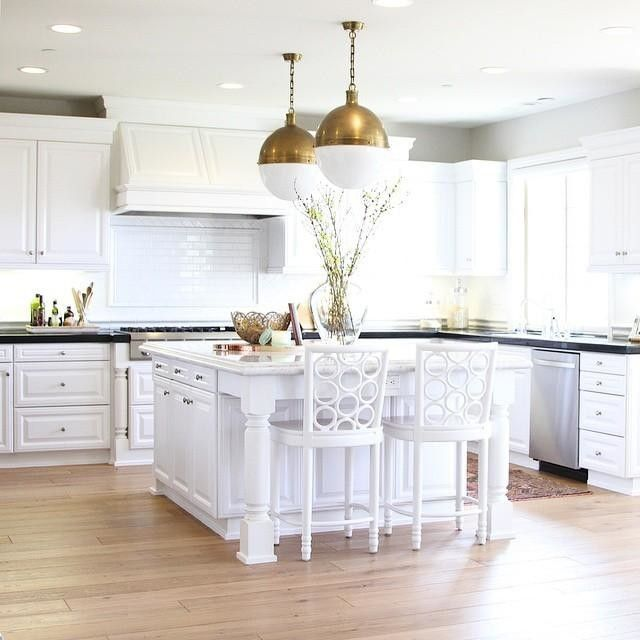 New Kitchen Flooring Ideas: White Oak Floors, New Kitchen