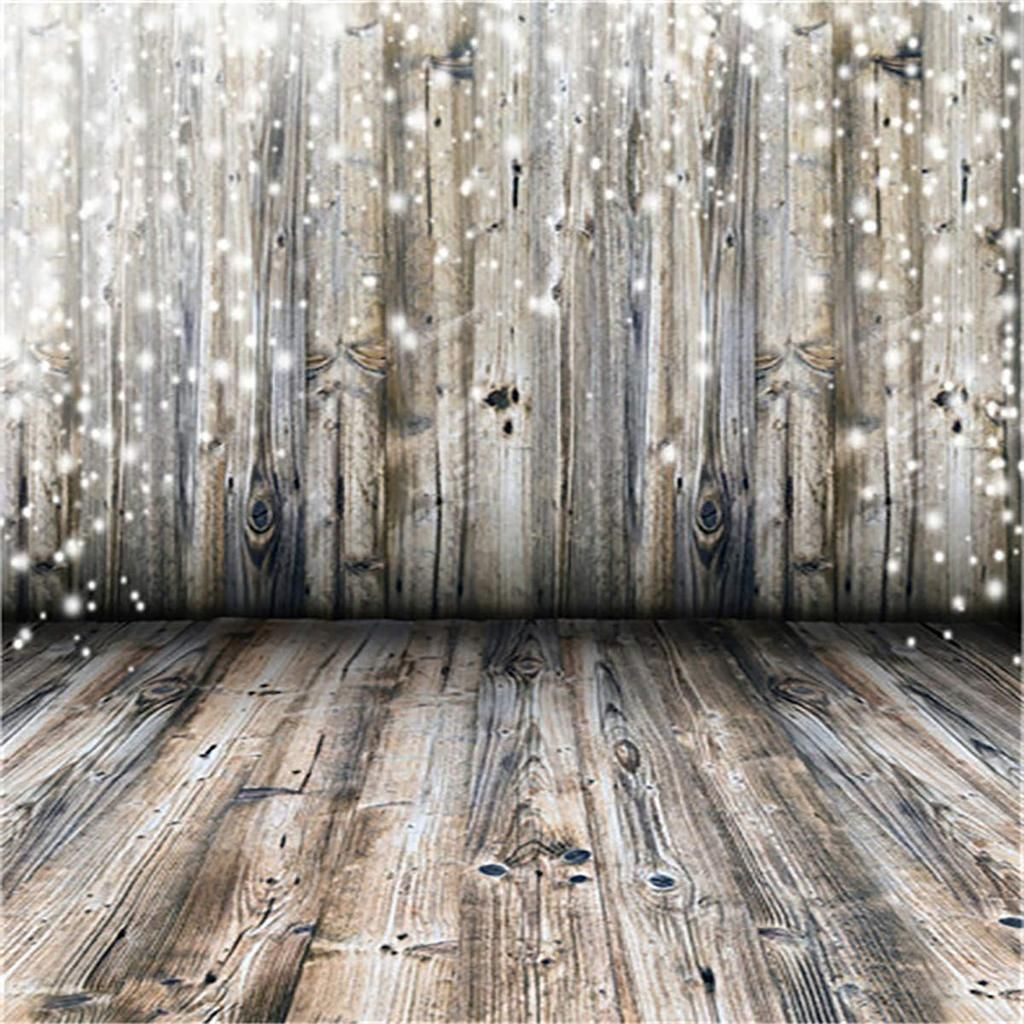 10x10 Ft Light Grey Wood Wall Photography Backdrop Gray Wooden Floor Photo Backgrounds For Children Backdrops Backgrounds Christmas Photography Backdrops Wood Backdrop Photography