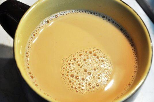 Afghan Black Tea   ButteryBooks.com