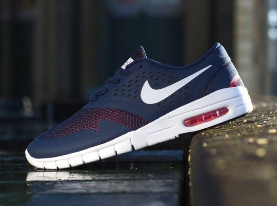 Stefan Janoski's hit the ground running in but what about Eric Koston's  Free/Max update? The Nike Eric Koston 2 Max is indeed on the way, and in  fact, ...