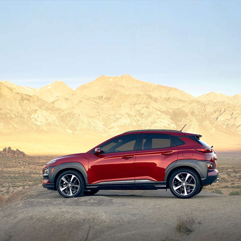 A Perfect Blend Of A Style And Performance The Hyundai Kona