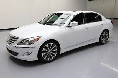 2014 Hyundai Genesis 5.0 R Spec Sedan 4 Door 2014 HYUNDAI GENESIS SEDAN 5.