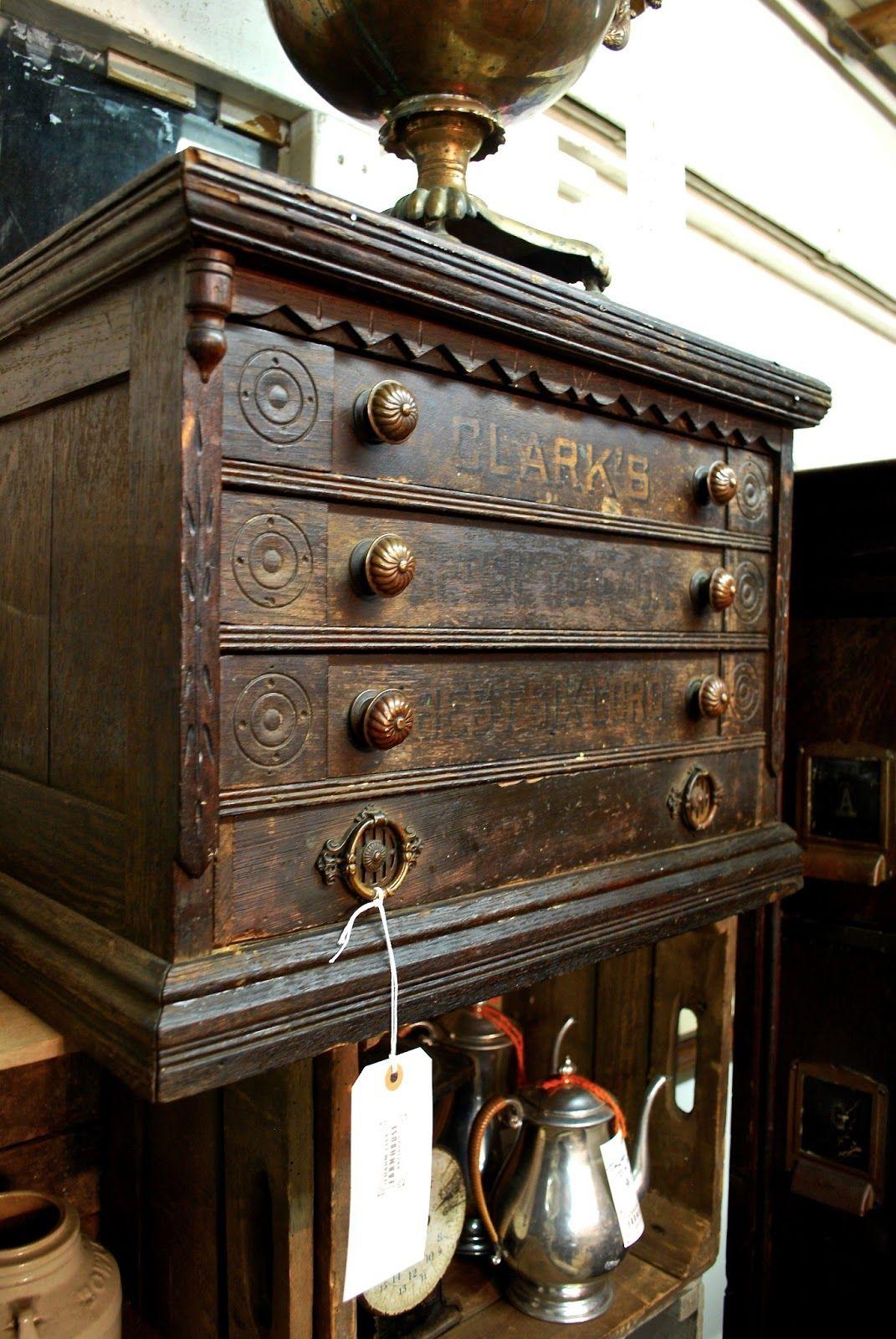 Sewing Furniture, Vintage Sewing Machines