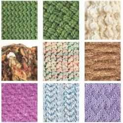 Loom Knitting Stitches - some videos, some links, but also links to books to buy, just sayin'