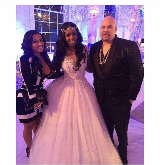 Remy Ma Wedding Bridesmaid Attire Dream Wedding Dresses Wedding