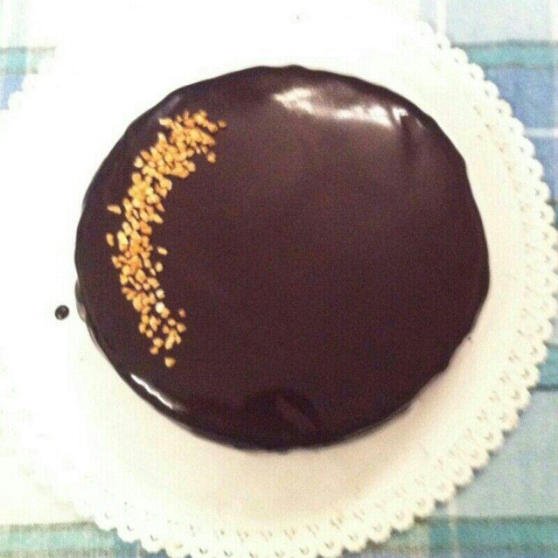 Sette strati di cioccolato