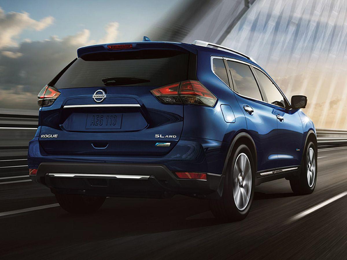 2018 Nissan Rogue Hybrid Returns Nissan rogue, Nissan