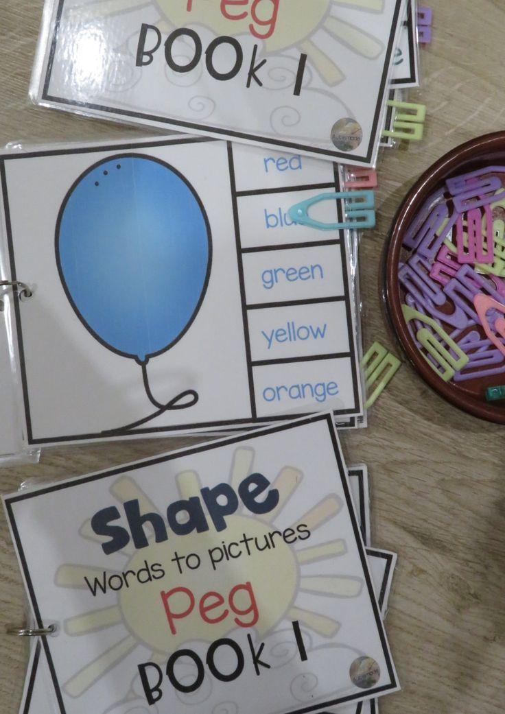 peg books Interactive book, Peg, Learning colors