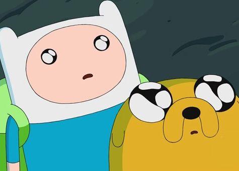 Finn El Humano Jake El Perro Hora De Aventura Dibujo Animado Adventure Time