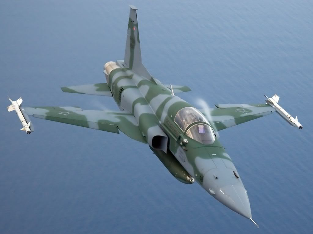 F-5 Freedom Fighter | 1024x768 Northrop F-5 Freedom Fighter desktop PC and Mac wallpaper