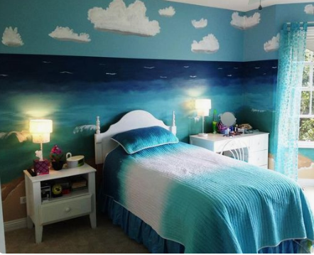 beach themed bedroom ideas bring the outside in home decor rh pinterest com