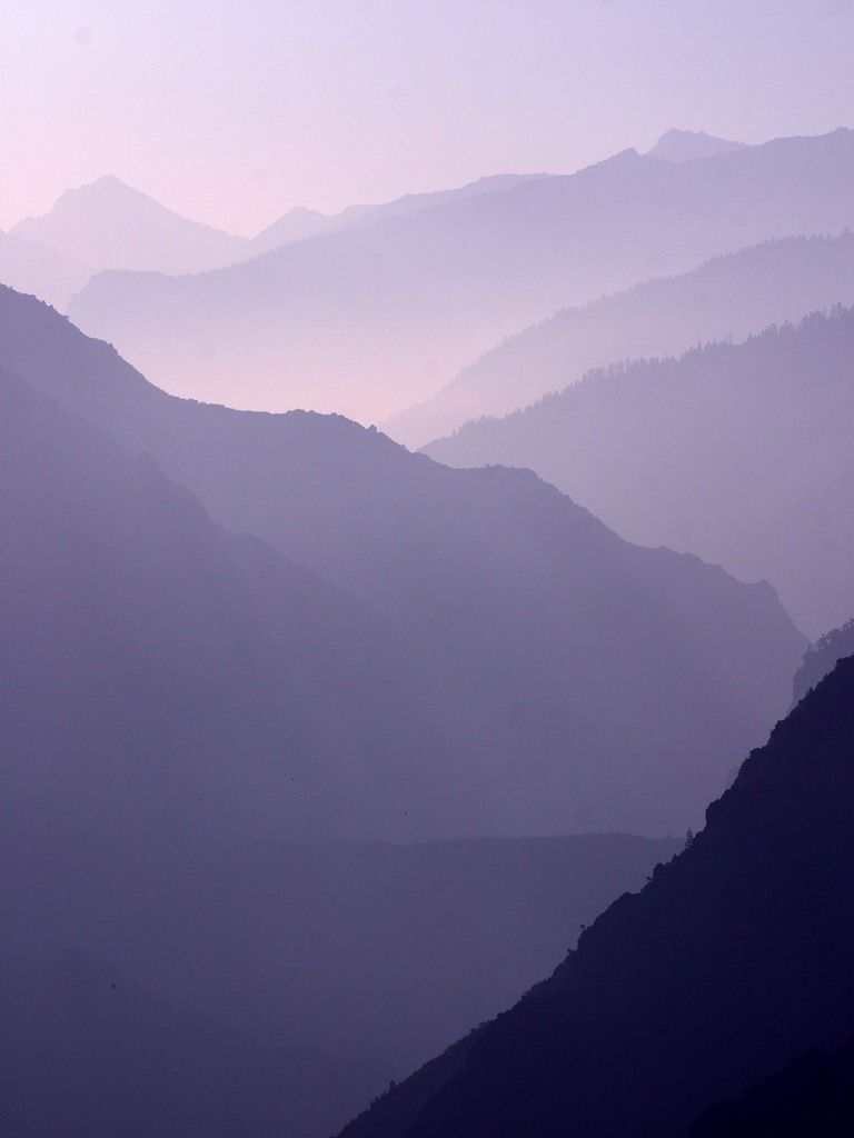 Fog Pictures Free Stock Photo In High Resolution Fog Mountains Landscapes Mountain Landscape Landscape Pictures