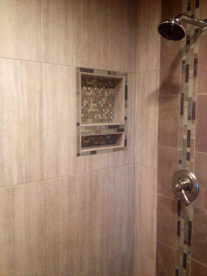 Deco Center Of The Shower Valve Design