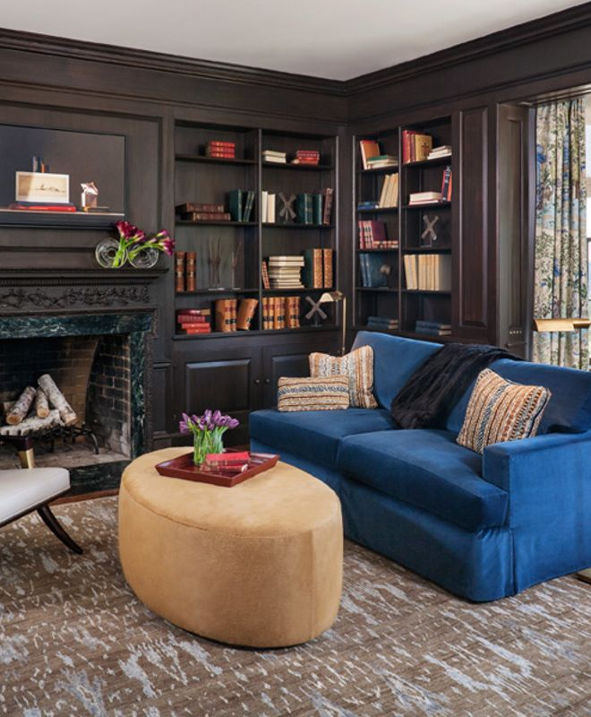 23 Traditional Living Rooms For Inspiration: +Emily+Taylor+Interiors+