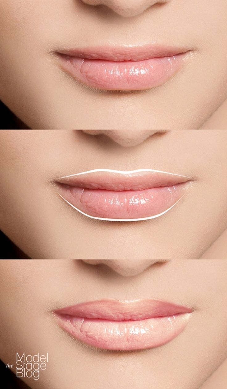Best tips to applying lipstick and liner for women images