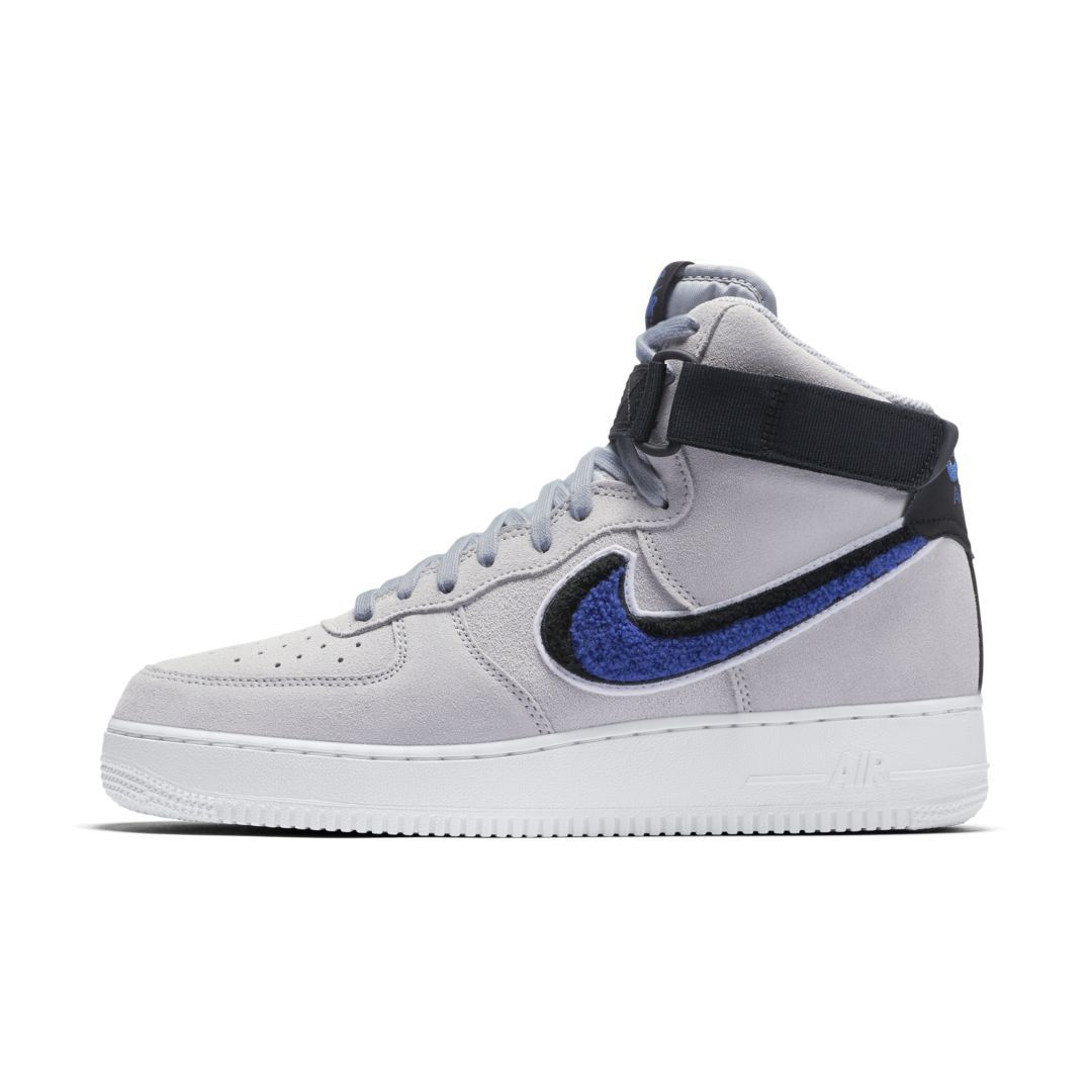 on sale f5d0d 20328 Nike Air Force 1 High 07 LV8 Men s Shoe Size 11 (Wolf Grey)