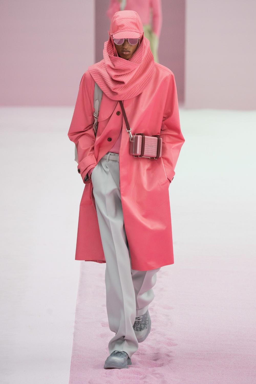 Dior Men Homme Printemps-Été 2020 – Défilé