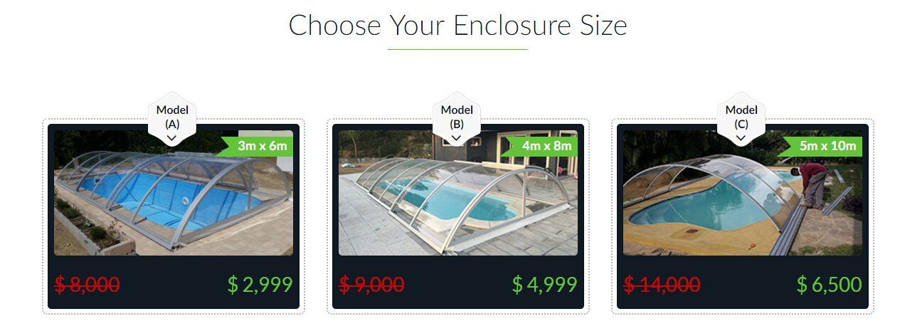 Excelite Pool Enclosure Cost Pool Enclosures Outdoor Pool Pool