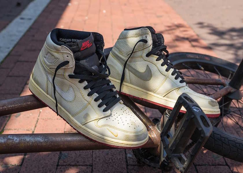 96622e3106f8 Nigel Sylvester x Air Jordan 1 High OG Revealed In Detail