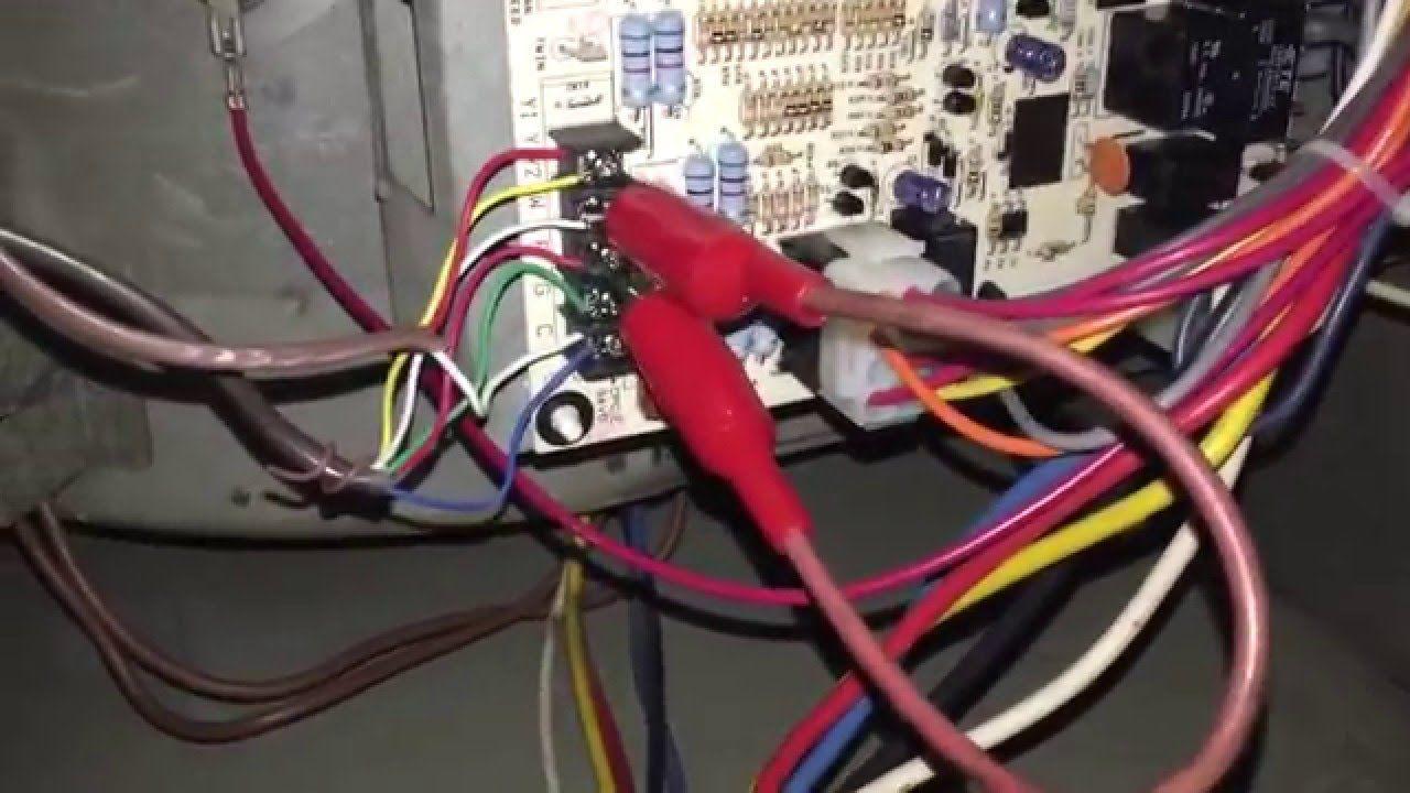 Tarjeta electrónica en Trane/ Circuit board Tarjetas