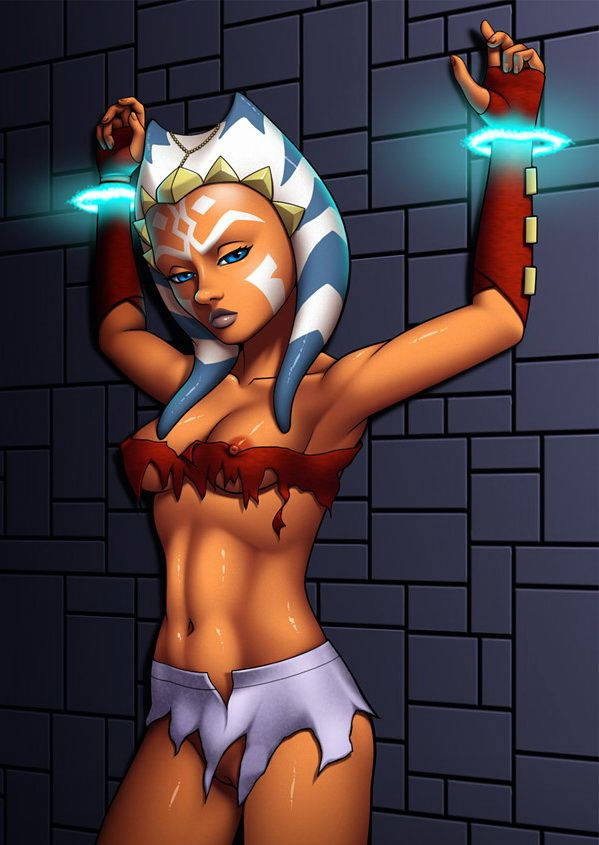 Sexy Nude Star Wars 49