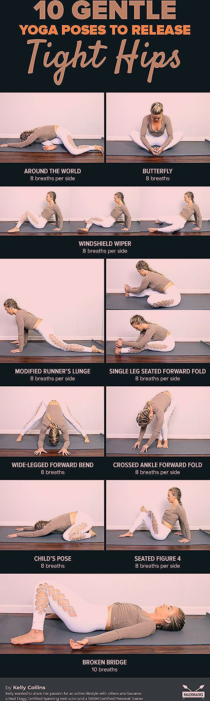 Photo of 10 Amazing Hip Stretches That Will Make You Say Ahhh
