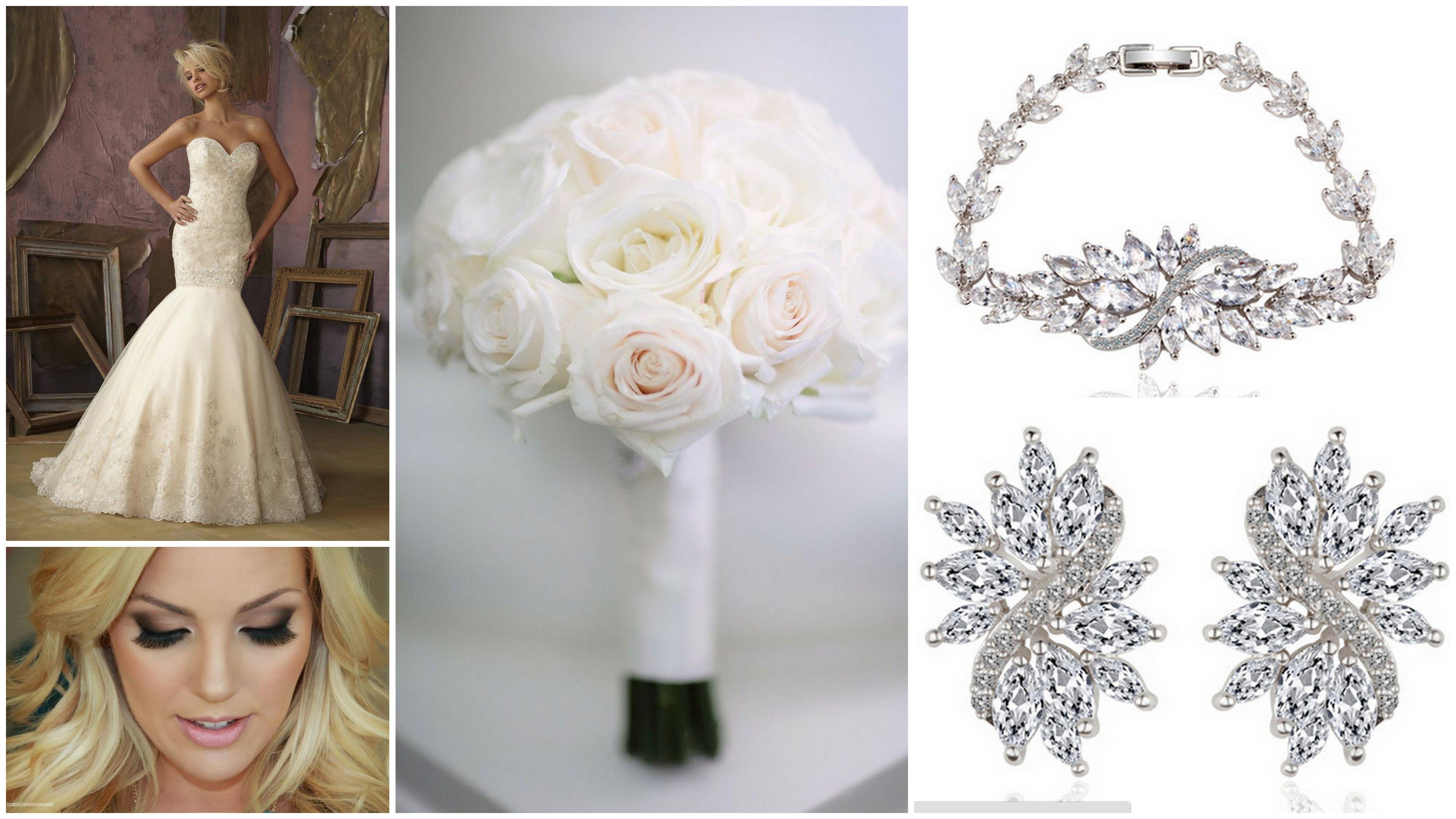 Slubne Sos Pani Emilia Bridal Bridal Looks White Bride