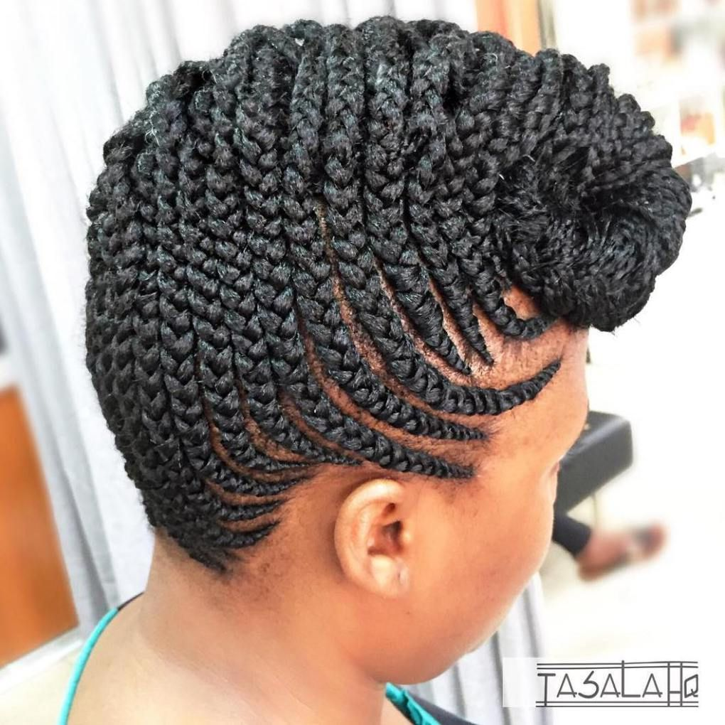 best black braided hairstyles that turn heads ghana braids