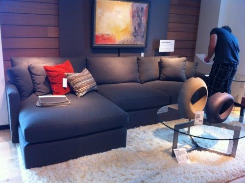 Lounge Ii 2 Piece Sectional Sofa For The Home 2 Piece