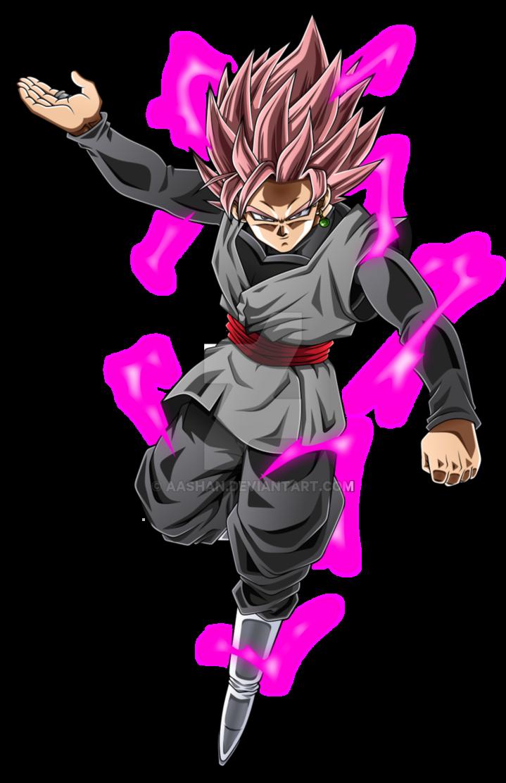 Goku Black Super Saiyan Rose 2 By Aashananimeart Goku Black Super Saiyan Super Saiyan Rose Anime Dragon Ball Super