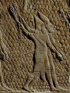domination evidence israel Assyrian of