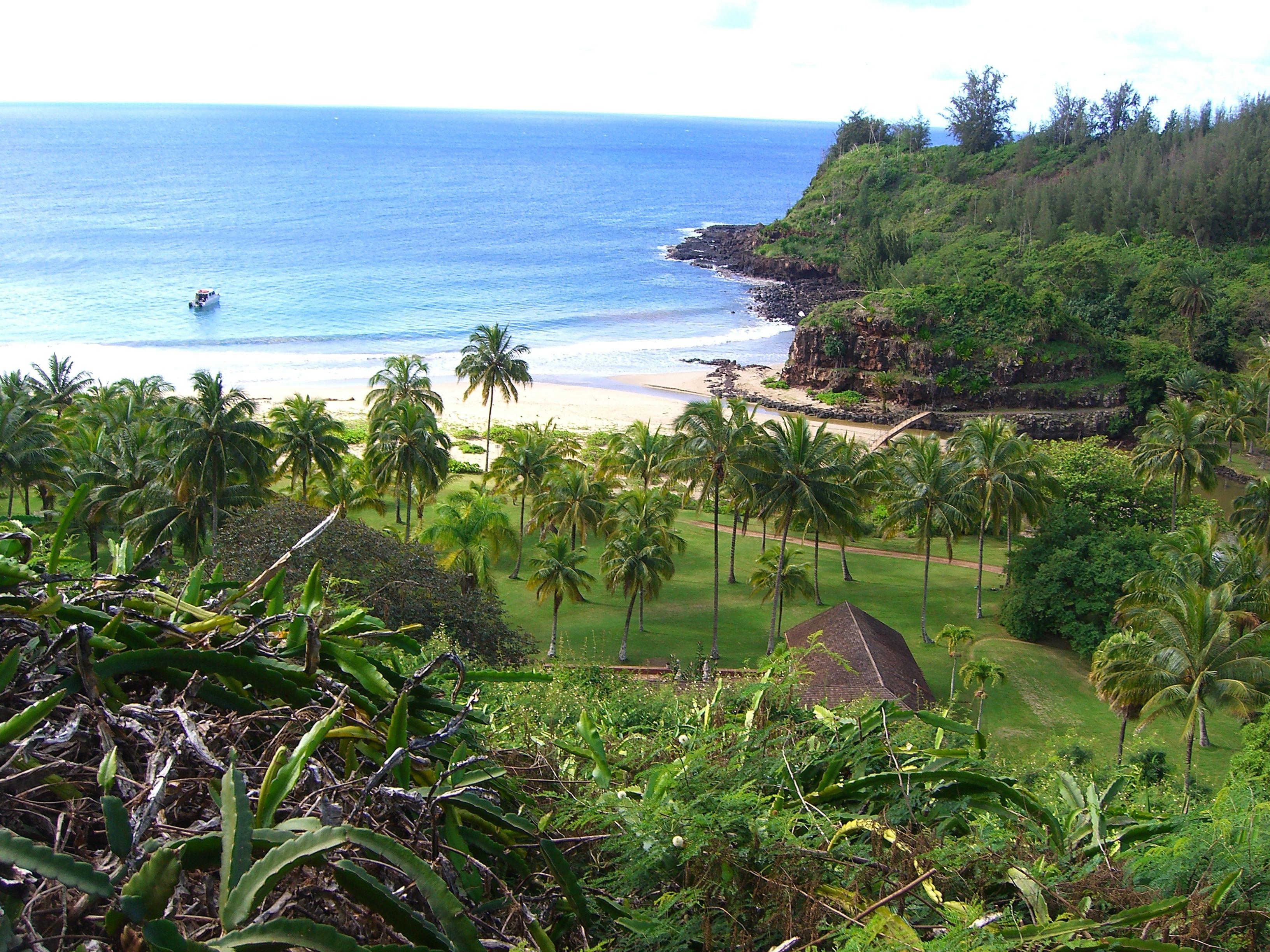 Superior National Tropical Botanical Garden On Kauai