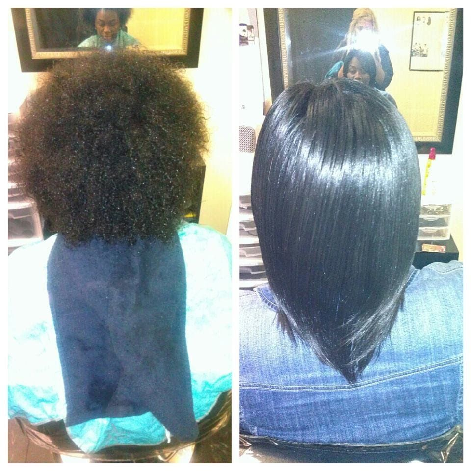 OMG!!! Astonishing Natural Hair Transformations (Dominican