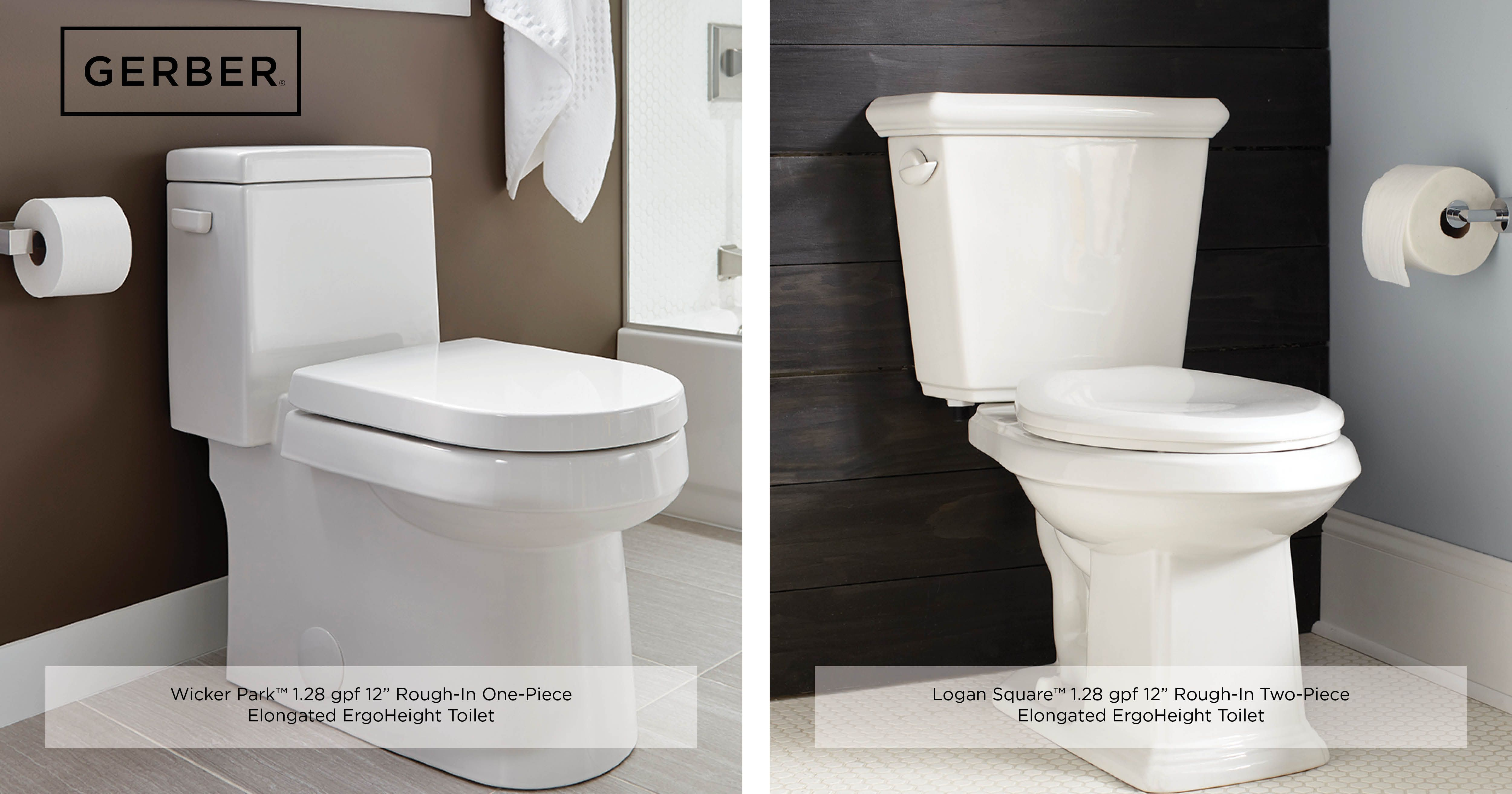 Find The Loo That S Right For You One Piece Toilets With