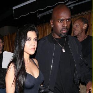 Kourtney Kardashian and Corey Gamble Bond at the Nice Guy