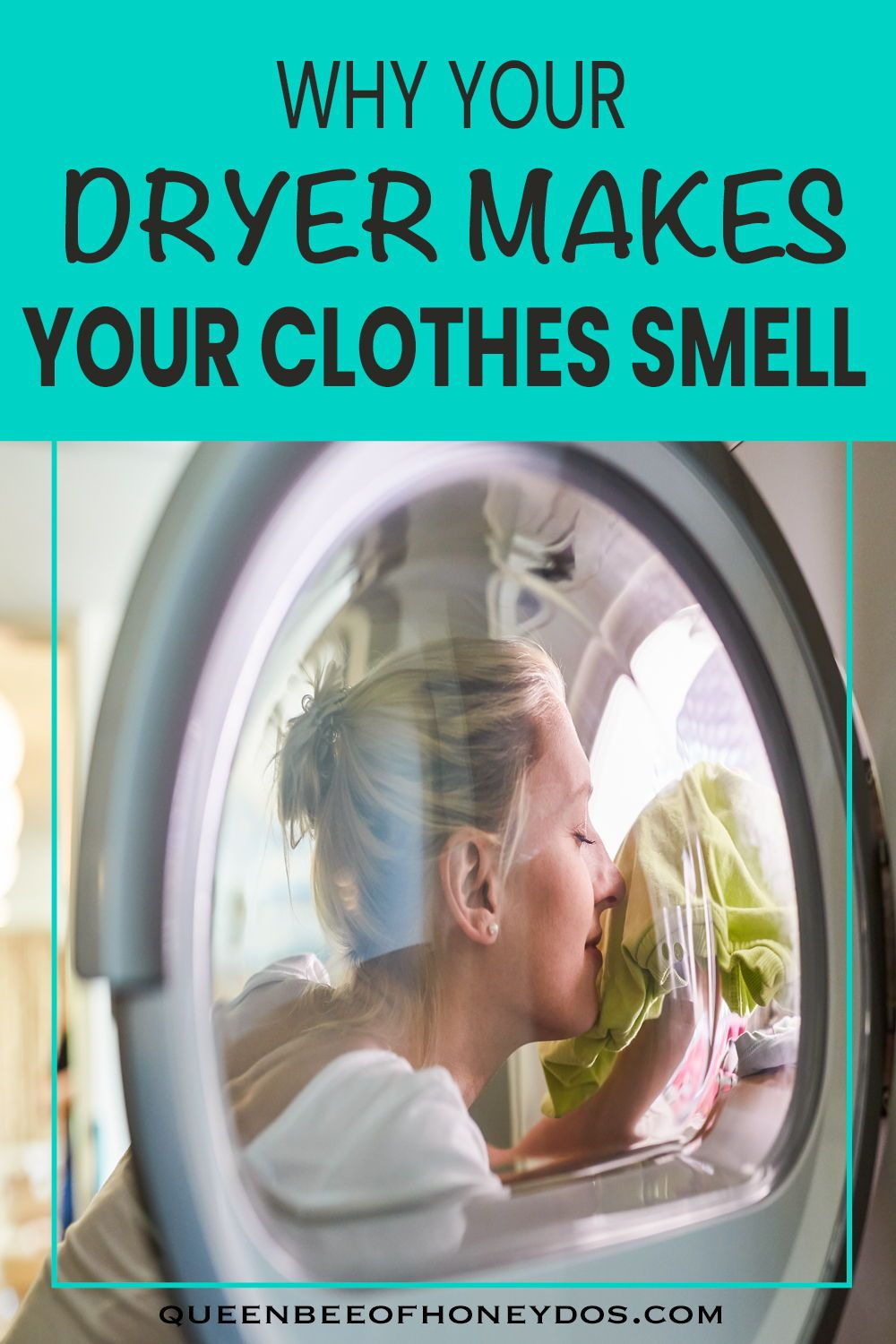 Why Dryer Causes Clothes To Smell Bad In 2020 Laundry Dryer Cleaning Solutions Natural Cleaning Products