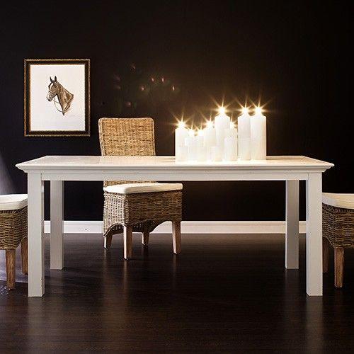 Nova Solo - Halifax - Dining Table 90 x 160cm