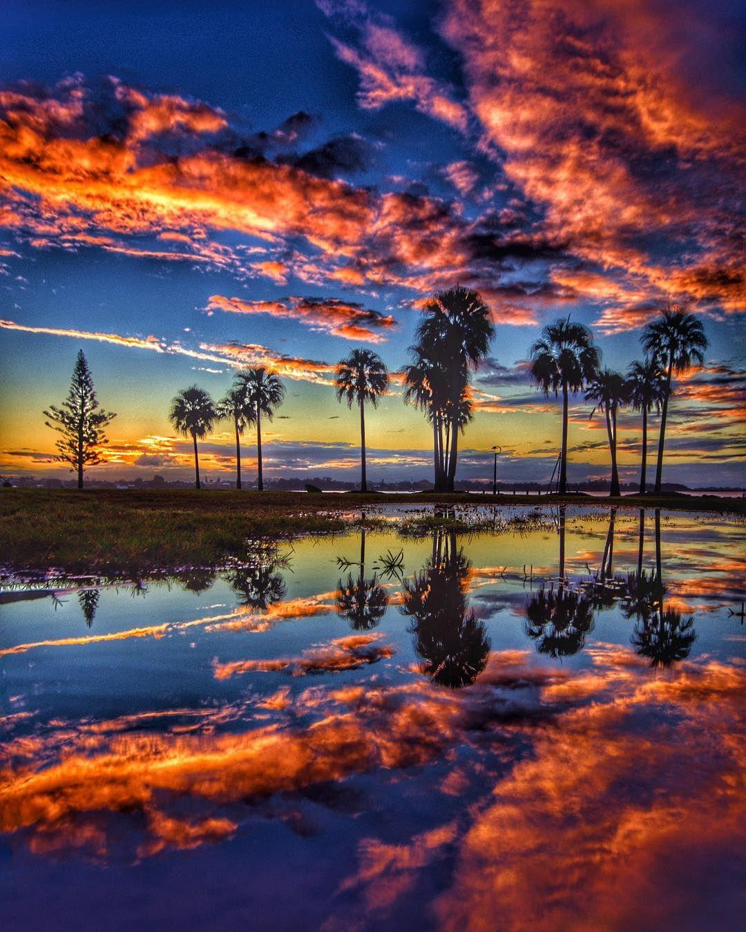 ☆Cleveland, Queensland | Ben Mulder (@benmuldersunsets) on ...