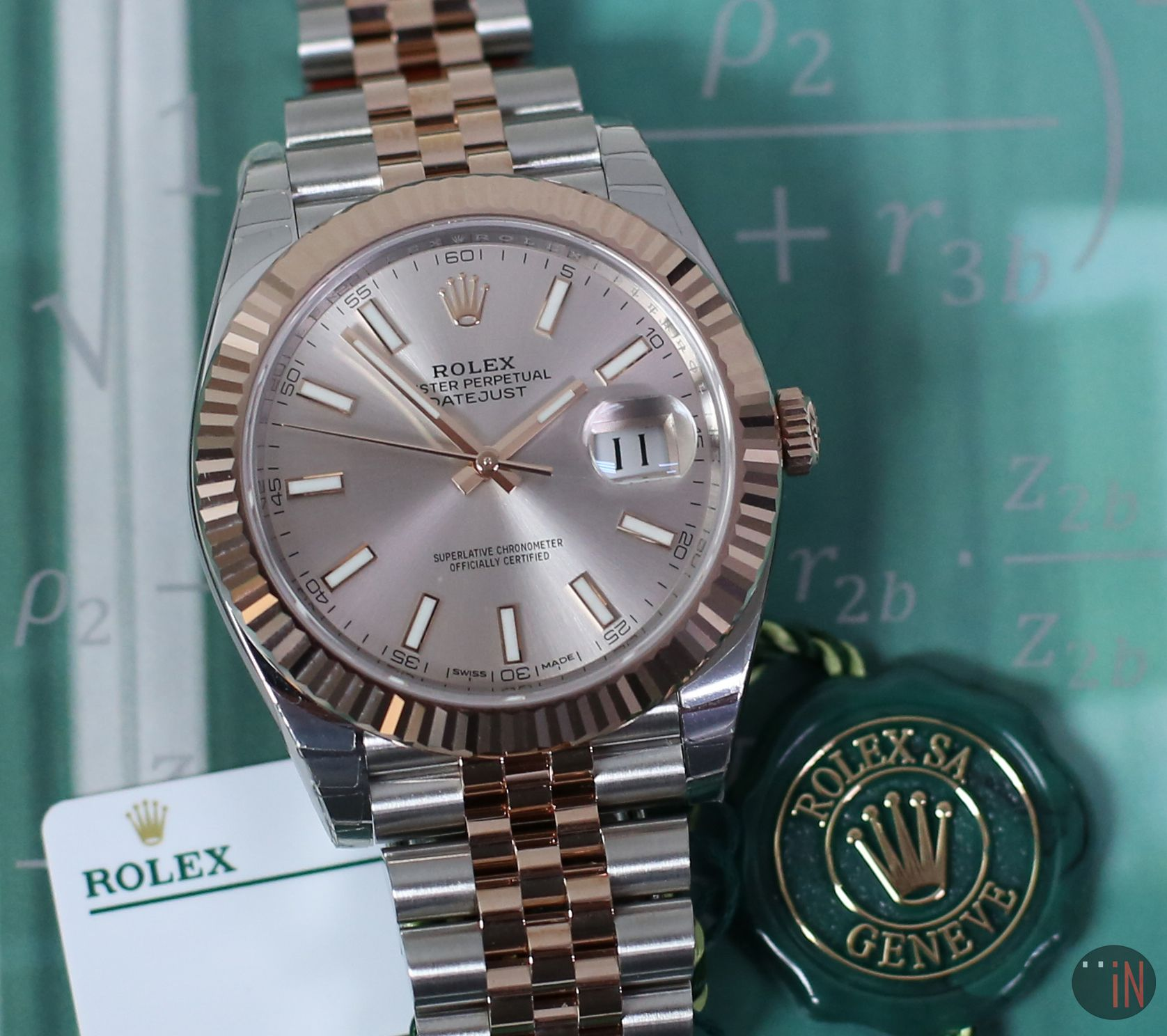 5486524a5d3 Pin by Anthony Lam on Watch in 2019   Rolex datejust ii, Rolex ...