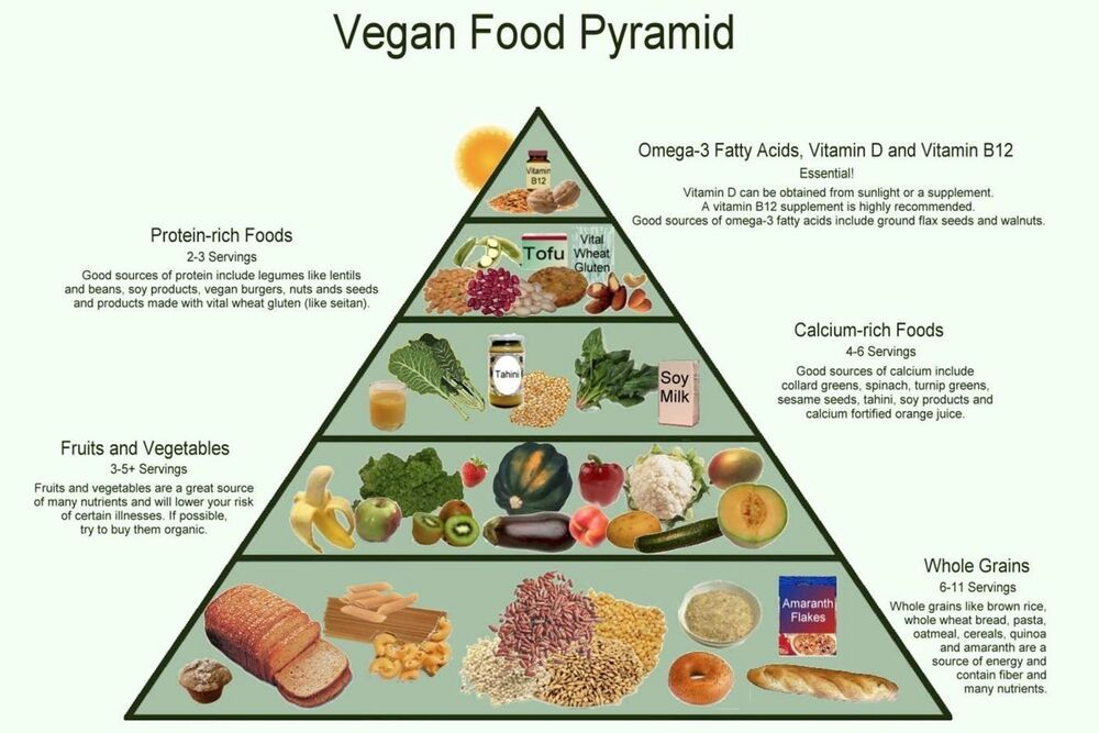 Vegan Food Pyramid Healthy Eating Meal And Diet Plan 13 X Recipes Recipesideas Easyrecipes Easy In 2020 Vegan Food Pyramid Food Pyramid Healthy Eating Recipes