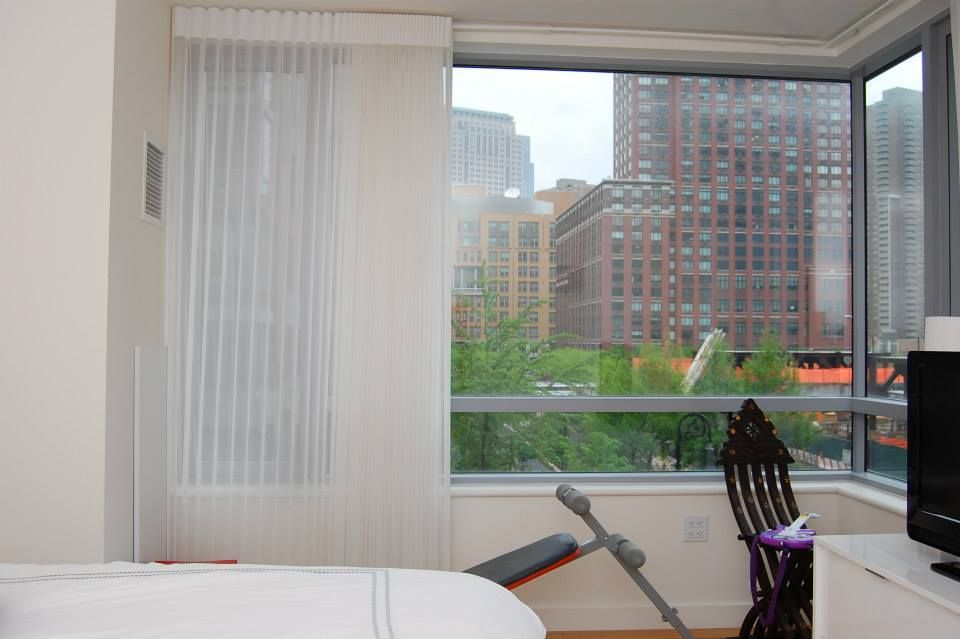 Luminette Curtains In Nyc Apartment City Blinds Curtains