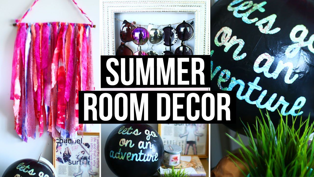 Do It Yourself Home Decorating Ideas: Do-it-yourself Summer Place Decor! Sweet Place Add-ons